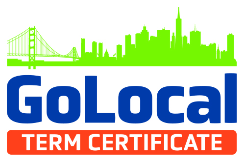 Go Local Term Certificate